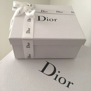 Dior Gift Boxes - set of 2